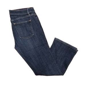 J. Crew Factory straight cropped jeans 27 S